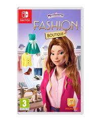 Portada oficial de My Universe - Fashion Boutique para Switch