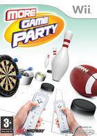 Portada oficial de de More Game Party para Wii