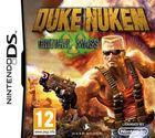 Portada oficial de de Duke Nukem: Critical Mass para NDS