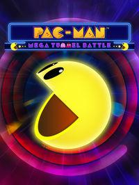 Portada oficial de Pac-Man: Mega Tunnel Battle para PC