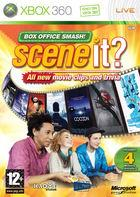 Portada oficial de de Scene It Box Office Smash para Xbox 360