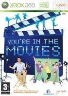 Portada oficial de de You're in the Movies para Xbox 360