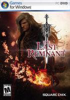Portada oficial de de The Last Remnant para PC