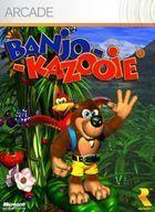 Portada oficial de de Banjo-Kazooie XBLA para Xbox 360