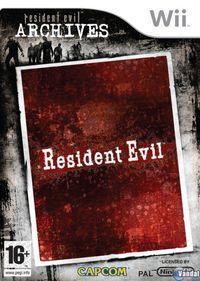 Portada oficial de Resident Evil Wii Edition para Wii