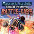Portada oficial de de Supersonic Acrobatic Rocket-Powered Battle-Cars para PS3