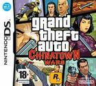 Portada oficial de de GTA Chinatown Wars para NDS