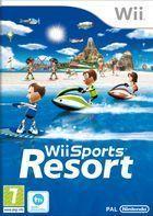 Portada oficial de de Wii Sports Resort para Wii