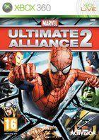 Portada oficial de de Marvel Ultimate Alliance 2 Fusion para Xbox 360