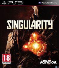 Portada oficial de Singularity para PS3