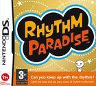 Portada oficial de de Rhythm Paradise para NDS