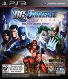Portada oficial de de DC Universe Online para PS3