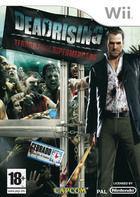 Portada oficial de de Dead Rising: Terror en el Hipermercado para Wii