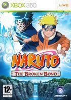 Portada oficial de de Naruto: The Broken Bond para Xbox 360