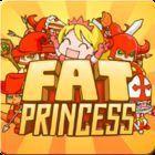 Portada oficial de de Fat Princess PSN para PS3