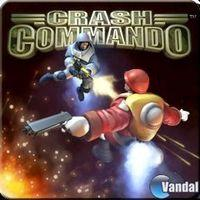 Portada oficial de Crash Commando PSN para PS3