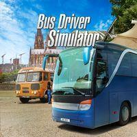 Portada oficial de Bus Driver Simulator para PS4