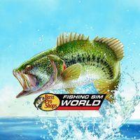 Portada oficial de Fishing Sim World: Bass Pro Shops Edition para PS4