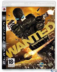 Portada oficial de Wanted: Weapons of Fate para PS3