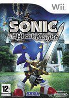 Portada oficial de de Sonic y el Caballero Negro para Wii