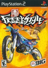 Portada oficial de FreekStyle para PS2