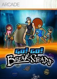 Portada oficial de Go! Go! Break Steady XBLA para Xbox 360