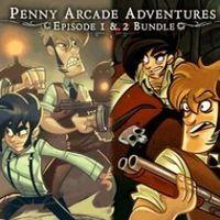 Portada oficial de Penny Arcade Adventures - On the Rain-Slick Precipice of Darkness PSN para PS3