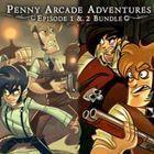 Portada oficial de de Penny Arcade Adventures - On the Rain-Slick Precipice of Darkness PSN para PS3