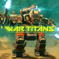 Portada oficial de War Titans para Switch