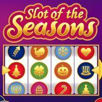 Portada oficial de Slots of the Seasons para Switch