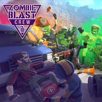 Portada oficial de Zombie Blast Crew para Switch