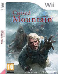 Portada oficial de Cursed Mountain para Wii