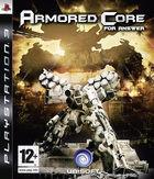 Portada oficial de de Armored Core for Answer para PS3