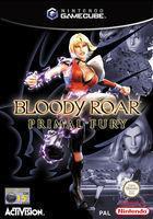 Portada oficial de de Bloody Roar: Primal Fury para GameCube