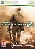 Portada oficial de de Call of Duty: Modern Warfare 2 para Xbox 360