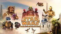 Portada oficial de Star Wars: Tales from the Galaxy's Edge para PC