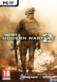 Portada oficial de Call of Duty: Modern Warfare 2 para PC