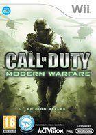 Portada oficial de de Call of Duty: Modern Warfare: Reflex para Wii