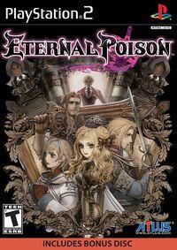 Portada oficial de Eternal Poison para PS2