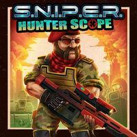 Portada oficial de S.N.I.P.E.R. - Hunter Scope para Switch