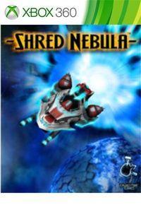 Portada oficial de Shred Nebula XBLA para Xbox 360