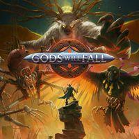 Portada oficial de Gods Will Fall para PS4