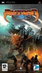 Portada oficial de de Mytran Wars para PSP