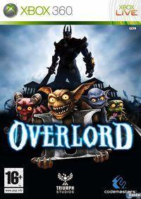 Portada oficial de Overlord II para Xbox 360