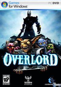 Portada oficial de Overlord: La Leyenda Siniestra para Wii