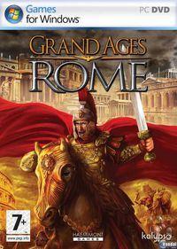 Portada oficial de Grand Ages: Rome para PC