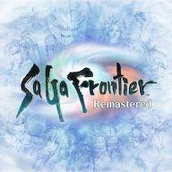 Portada oficial de SaGa Frontier Remastered para PS4