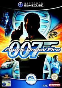 Portada oficial de 007: Agente en Fuego Cruzado para GameCube
