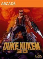 Portada oficial de de Duke Nukem 3D XBLA para Xbox 360