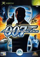 Portada oficial de de 007: Agent Under Fire para Xbox